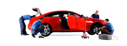 Motor Vehicle Servicing